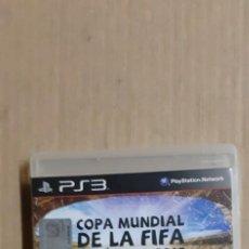 Videojuegos y Consolas: JUEGO SONY PLAY STATION 3 FUTBOL COPA MUNDIAL SUDAFRICA 2010. Lote 253952335