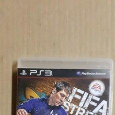 Videojuegos y Consolas: JUEGO SONY PLAY STATION 3 FUTBOL SOCCER FIFA STREET. Lote 253952355