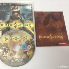 Videojuegos y Consolas: BLADES OF TIME. Lote 254185440