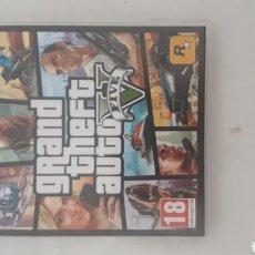 Videojuegos y Consolas: GRAND THEFT AUTO 5 PS3. Lote 254218105