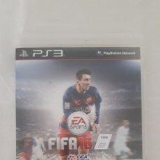 Videojuegos y Consolas: FIFA 16 PS3. Lote 254218740