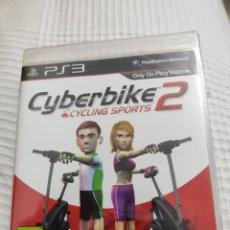 Videojuegos y Consolas: VIDEOJUEGO CYBERBIKE 2 PS3, SONY.. Lote 254453560