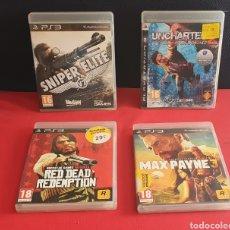 Videojuegos y Consolas: LOTE DE JUEGOS PLAYSTATION 3 .NO ESTAN PROBADOS. Lote 254535910