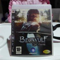 Videojuegos y Consolas: JUEGO DE SONY PLAYSTATION 3 PS3 - BEOWULF THE GAME. Lote 254571515