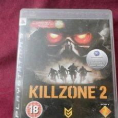 Videojuegos y Consolas: CAJA JUEGO PLAYSTATION 3 KILLZONE 2.CON FOLLETO EN SU INTERIOR. Lote 254965395