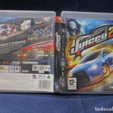 Videojuegos y Consolas: PS3 - CARÁTULA / JUICED 2 HOT IMPORT NIGHTS / PAL / PLAYSTATION 3 DE VIDEOCLUB. Lote 256160540