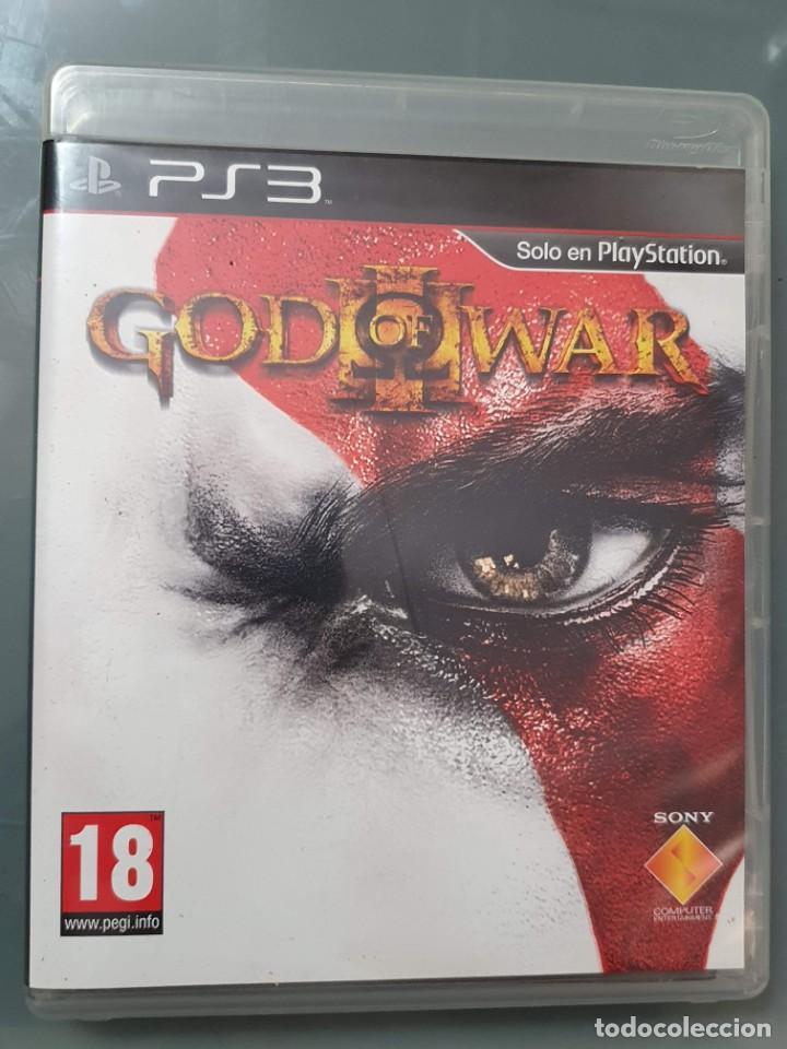 GOD OF WAR III PS3 PLAY STATION 3 CON MANUAL . BUEN ESTADO (Juguetes - Videojuegos y Consolas - Sony - PS3)