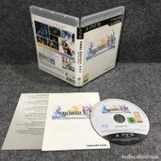 Videojuegos y Consolas: FINAL FANTASY X X2 HD REMASTER SONY PLAYSTATION 3 PS3. Lote 257351985