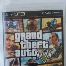 Videojuegos y Consolas: PS3 GRAND THEFT AUTO V. Lote 259230525