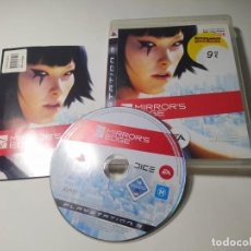 Videojogos e Consolas: MIRROR´S EDGE ( PLAYSTATION 3 - PS3 - PAL - ESPAÑA). Lote 260026995