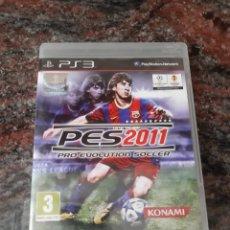 Videojuegos y Consolas: JUEGO PES2011 PLAY STATION 3. Lote 260354565