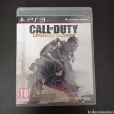 Videojuegos y Consolas: JUEGO PS3 , CALL OF DUTY . ADVANCED WARFARE , CASTELLANO .ENVIO INCLUIDO. Lote 261611815