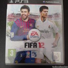 Videojuegos y Consolas: JUEGO PS3 , FIFA 12 , ENVÍO INCLUIDO. Lote 261612930