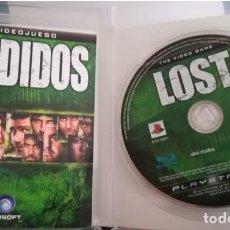 Videojuegos y Consolas: PERDIDOS - LOST - EL VIDEOJUEGO - PS3. Lote 261956685