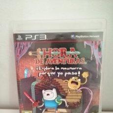 Videojuegos y Consolas: JUEGO DE PS3 HORA DE AVENTURAS. Lote 262906050