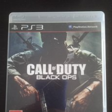 Videojuegos y Consolas: CALL OF DUTY BLACK OPS PLAYSTATION 3. Lote 263020945
