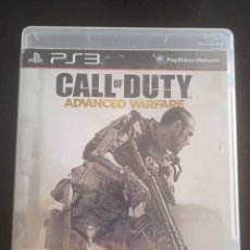 Videojuegos y Consolas: CALL OF DUTY ADVANCED WARFARE PLAYSTATION 3. Lote 263021295