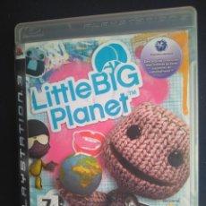 Videojuegos y Consolas: LITTLE BIG PLANET PS3. COMPLETO Y ESTADO PERFECTO. Lote 263068325