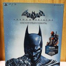 Videojuegos y Consolas: BATMAN ARKHAM ORIGINS. ED. COLECCIONISTA. Lote 263175085