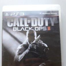 Videojuegos y Consolas: CALL OF DUTY BLACK OPS II COD II. Lote 263177145
