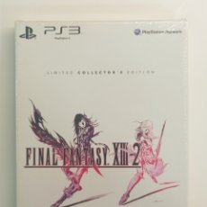 Videojuegos y Consolas: FINAL FANTASY XIII-2 LIMITED COLLECTOR'S EDITION.. Lote 263180555