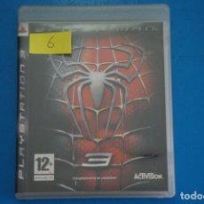 Videogiochi e Consoli: VIDEOJUEGO DE PLAYSTATION 3 PS3 SPIDERMAN 3 AÑO 2007 Nº 6. Lote 263689560