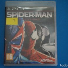Videogiochi e Consoli: VIDEOJUEGO DE PLAYSTATION 3 PS3 SPIDERMAN DIMENSIONS AÑO 2010 Nº 7. Lote 263689725