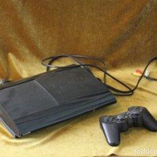 Videojuegos y Consolas: CONSOLA PS3 CON MANDO DUALSHOCK3 SIXAXIS.. Lote 265325059