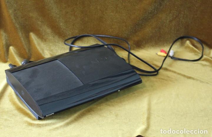 Videojuegos y Consolas: Consola PS3 con mando Dualshock3 Sixaxis. - Foto 2 - 265325059