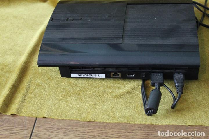 Videojuegos y Consolas: Consola PS3 con mando Dualshock3 Sixaxis. - Foto 3 - 265325059
