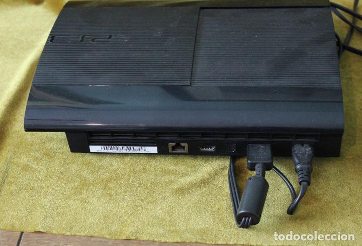 Videojuegos y Consolas: Consola PS3 con mando Dualshock3 Sixaxis. - Foto 4 - 265325059