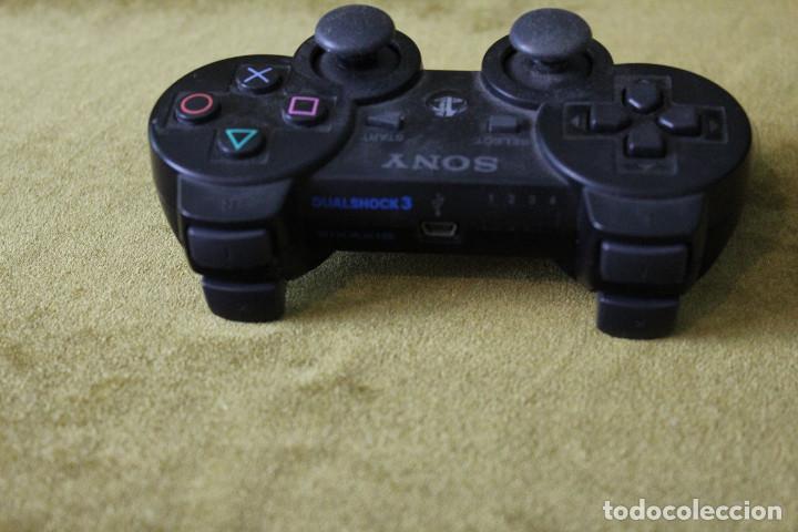 Videojuegos y Consolas: Consola PS3 con mando Dualshock3 Sixaxis. - Foto 7 - 265325059