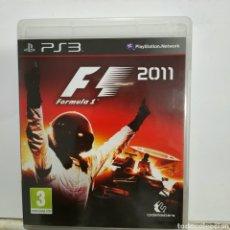 Jeux Vidéo et Consoles: REFPS3.189 FÓRMULA 1 2011 JUEGO PLAYSTATION 3 SEGUNDAMANO. Lote 268300819