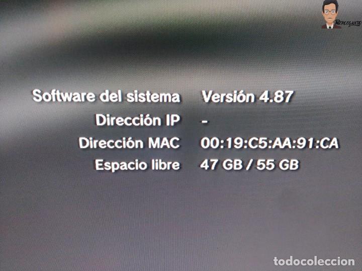 Videojuegos y Consolas: RETROCOMPATIBLE SONY PLAYSTATION 3 (FAT 60 GB) + 2 MANDOS + TARJETA 32 MB + CABLES - BUEN ESTADO PS3 - Foto 2 - 268735534