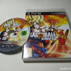 Videojuegos y Consolas: DRAGON BALL XENOVERSE ( PS3 - PAL - ESP). Lote 268915339