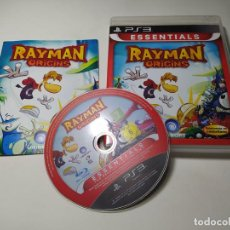 Videojuegos y Consolas: RAYMAN ORIGINS ( PS3 - PAL - ESP). Lote 268915519