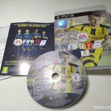 Videojuegos y Consolas: FIFA 17 ( PS3 - PAL - ESP). Lote 268915544