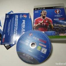 Videojuegos y Consolas: PES2016 - PRO ( PS3 - PAL - ESP). Lote 268915564