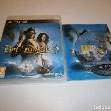 Videojuegos y Consolas: PORT ROYALE 3 PLAYSTATION 3 PAL ESPAÑA. Lote 269163268