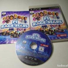 Videojuegos y Consolas: F1 RACE STARS ( PS3 - PLAYSTATION 3 - PAL - ESP). Lote 269578258