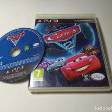 Videojuegos y Consolas: CARS 2 ( PS3 - PLAYSTATION 3 - PAL - ESP). Lote 269578318