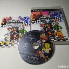 Videojuegos y Consolas: KINGDOM HEARTS HD REMIX 1.5 ( PS3 - PLAYSTATION 3 - PAL - ESP). Lote 269578838