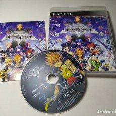 Videojuegos y Consolas: KINGDOM HEARTS HD REMIX 2.5 ( PS3 - PLAYSTATION 3 - PAL - ESP). Lote 269578858