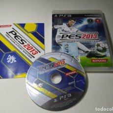 Videojuegos y Consolas: PES 2013 PRO EVOLUTION ( PS3 - PLAYSTATION 3 - PAL - ESP). Lote 269579393