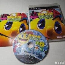 Videojuegos y Consolas: PAC - MAN Y LAS AVENTURAS FANTASMALES ( PS3 - PLAYSTATION 3 - PAL - ESP). Lote 269579658