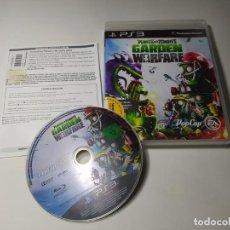 Videojuegos y Consolas: PLANTS VS ZOMBIES GARDEN WARFARE ( PS3 - PLAYSTATION 3 - PAL - ESP). Lote 269579753