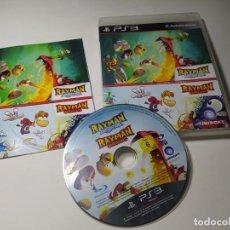 Videojuegos y Consolas: RAYMAN LEGENDS + RAYMAN ORIGINS ( PS3 - PLAYSTATION 3 - PAL - ESP). Lote 269579923