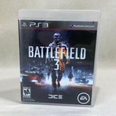 Videojuegos y Consolas: VIDEOJUEGO PLAY STATION 3 - PS3 - BATTLEFIELD 3 + CAJA + INSTRUCCIONES. Lote 270553333