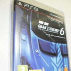 Videojuegos y Consolas: PS3 GRAN TURISMO 6 CON LIBRETO Y DISCO (BUEN ESTADO). Lote 272325183