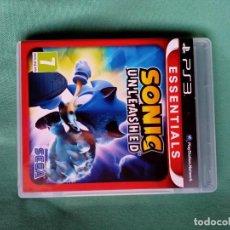Videojuegos y Consolas: SONIC UNLEASHED PS3. Lote 273526298